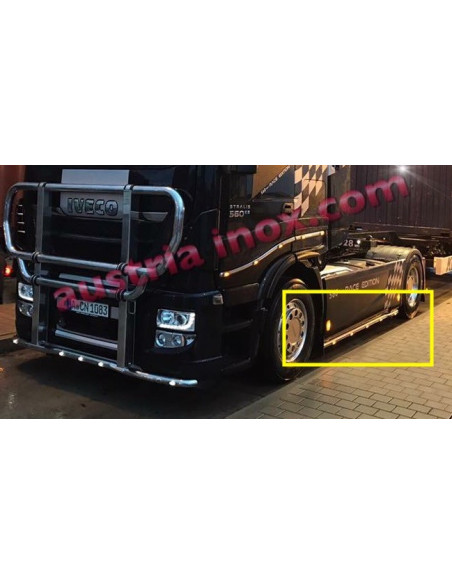 Side Tubes Iveco