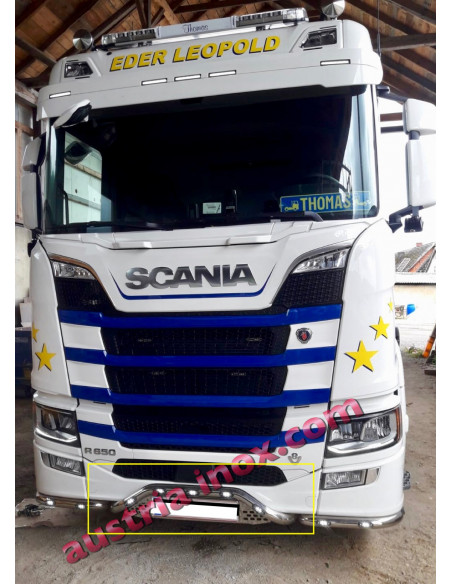 Fronttube zentral Scania NG
