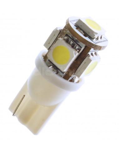 LED Glassockelbirne W5