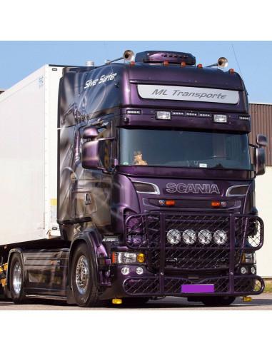 Leuchtschild Scania R Topline