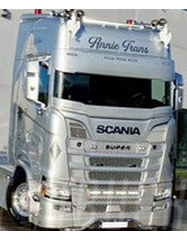 Leuchtschild Scania