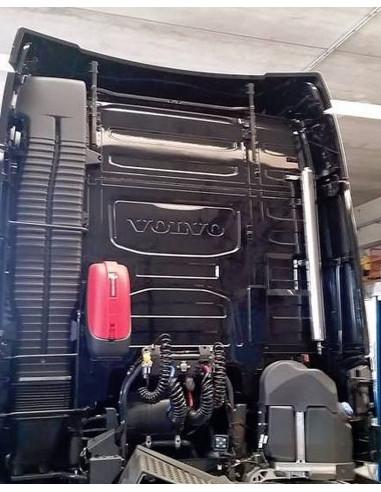 Wassertank Edelstahl Volvo FH4