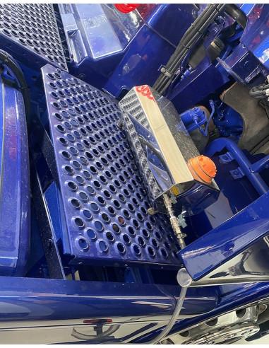 Wassertank Edelstahl Universal