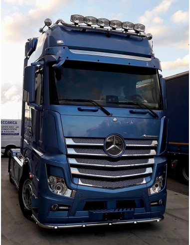 Front Tube Solo Mercedes Actros