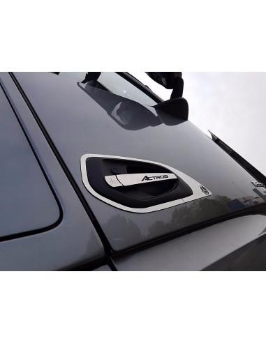 Türgriff Applikation Mercedes