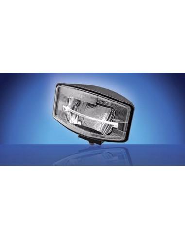 Voll LED Scheinwerfer abgedunkelt