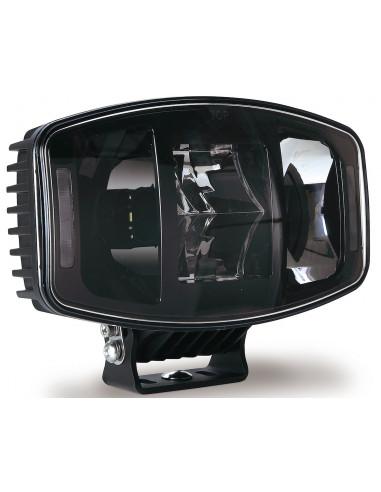 LED Fernscheinwerfer oval mit 2...