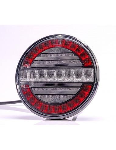 LED Rückleuchte mit Retourfahrlicht