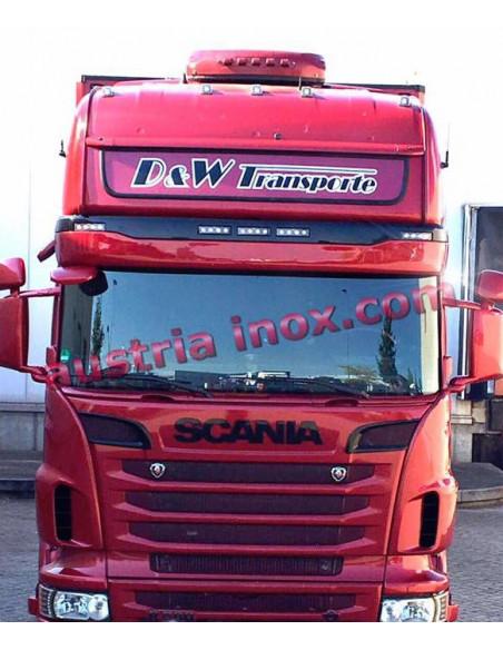 Firmenschild - Scania R Topline - Big