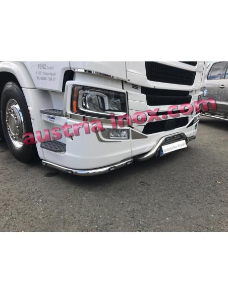 Fronttube 3 Teilig Scania NG