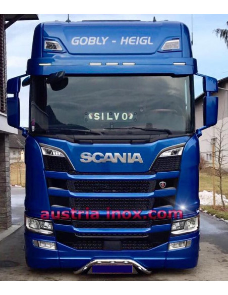 Front Tube zentral Scania NG