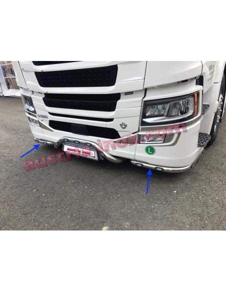 Front Corner Scania NG