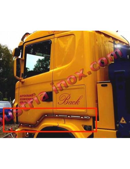Door Tubes Scania