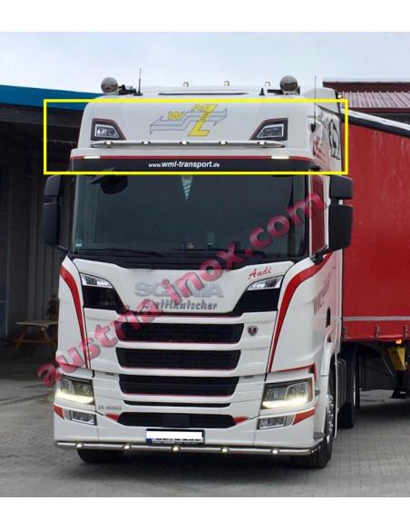 Visor Tube Scania Next Gen.