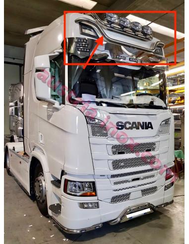 Visor Tube XL Scania Next Gen.